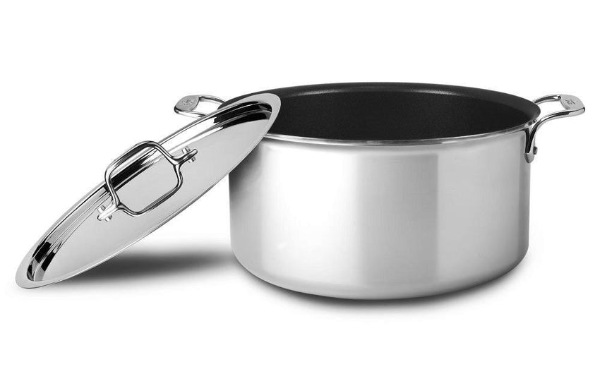 All Clad Stockpot W/Lid 8 qt
