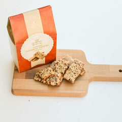 Awesome Oatmeal Toffee Cookies