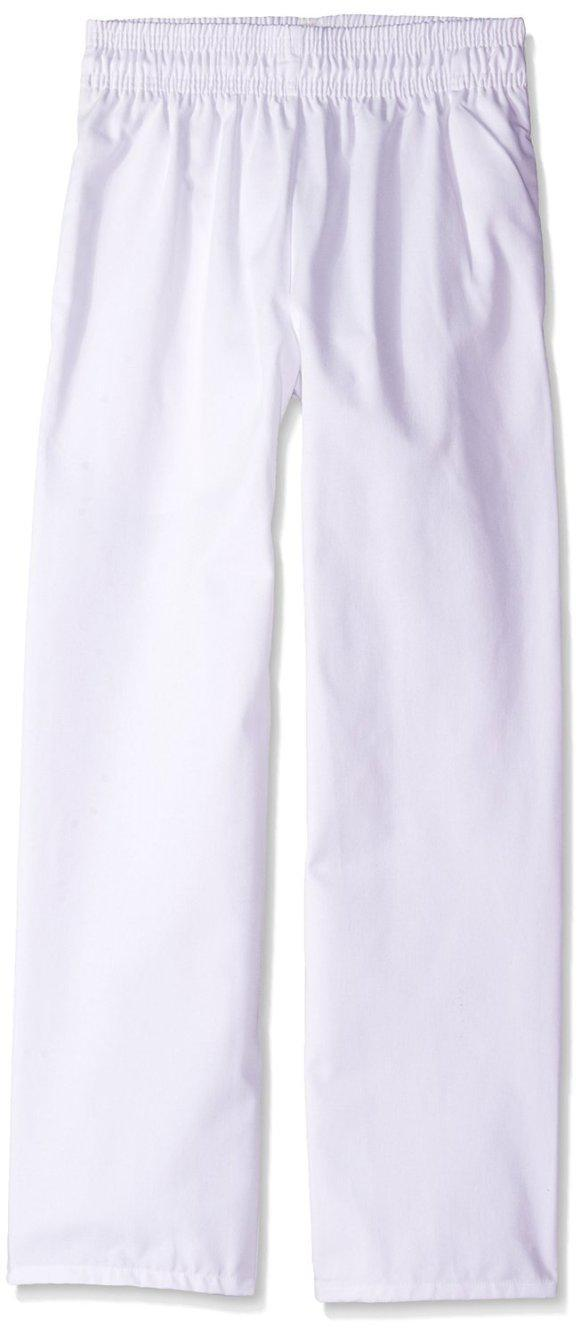 Chef Pant Basic Baggy White Large