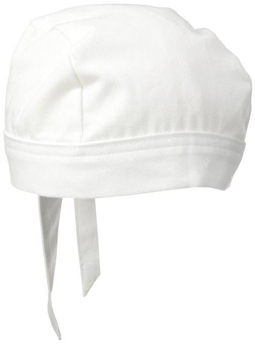 Scull Cap White One Size