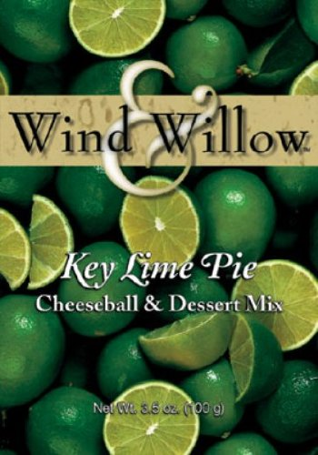 Key Lime Pie Cheeseball Mix