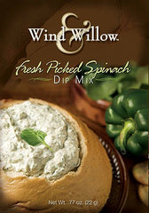 Fresh Picked Spinach Dip Mix