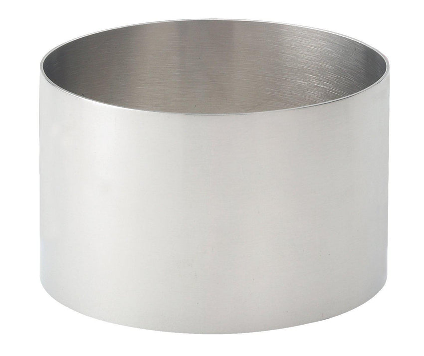 "Food Ring 3.5"" Stainless"