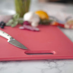 "Architec Original Gripper Cutting Board 11"" x 14"" - Pink"