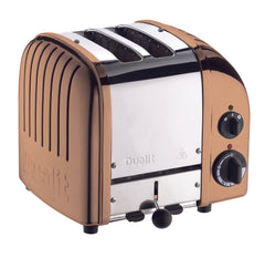 Dualit 2 Slice NewGen Toaster - Copper