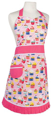 Betty Collection Apron Cupcakes