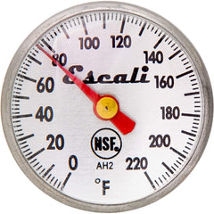Escali Instant Read Dial Thermometer