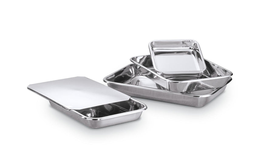 Hammer Stahl 5-piece Rectangular Bake Pan Set