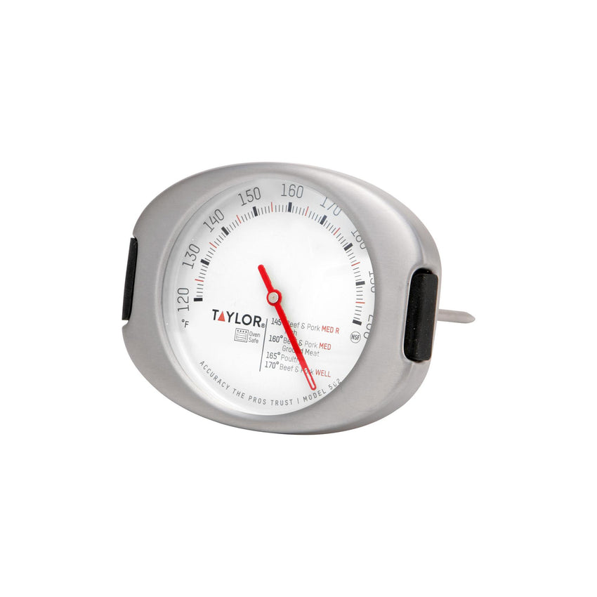 Taylor Oven Safe Leave-In Meat Thermometer