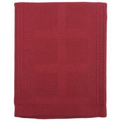 Bamboo Dish Cloth Red