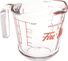 Anchor Hocking Fire King Measuring Cup (1 Cup)