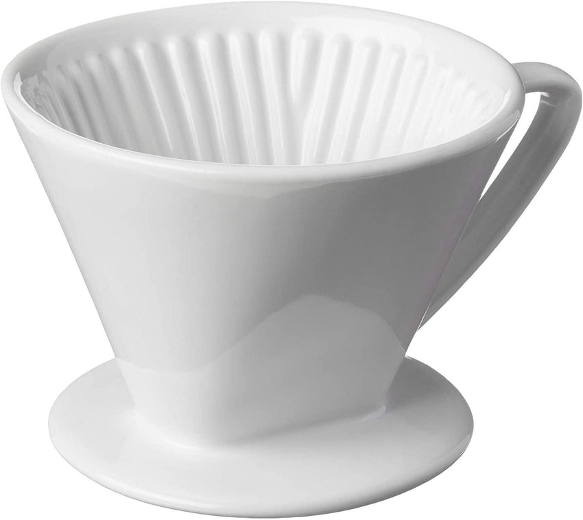 Cilio #2 Porcelain Coffee Filter Holder (Pour Over)