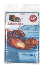 Lobster Bibs (4 pack)