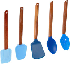 Acacia Wood Utensil Set - 5 piece set