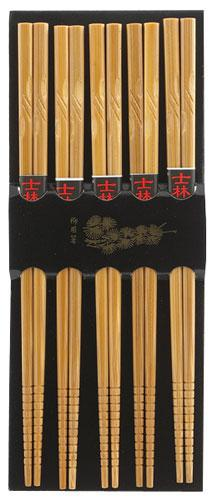Asian Kitchen Chopsticks Engraved