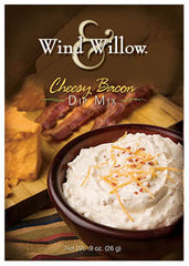 Cheesy Bacon Dip Mix