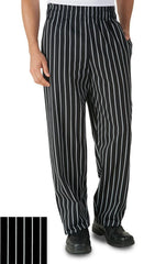 Chef Pant Basic Baggy Stripe XLarge