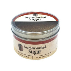 Bourbon Smoked Sugar - 10 oz Tin