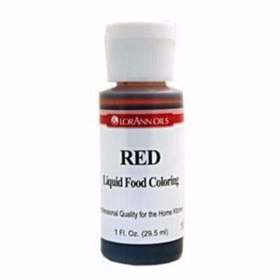 Liquid Food Color - Red