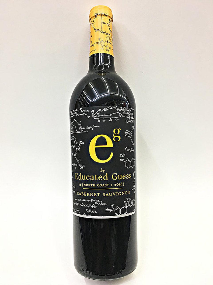 Educated Guess Cabernet Sauvignon - 750 ml