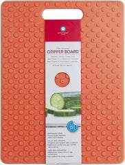 "Architec Original Gripper Cutting Board 11"" x 14"" - Peach"