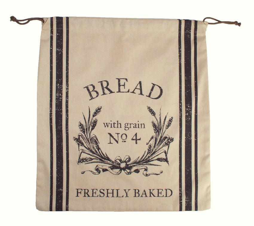 "Bread Bag 100% Cotton 15.3"" x 17"""