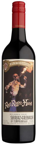 Vinaceous Red Right Hand Shiraz-Grenache