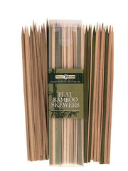 Totally Bamboo Flat Skewars 50 Count