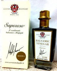 Saporoso Balsamic Vinegar Aged 6 Years