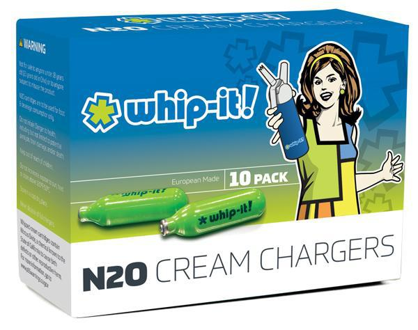 Whip-It Cream Chargers (10 pack)