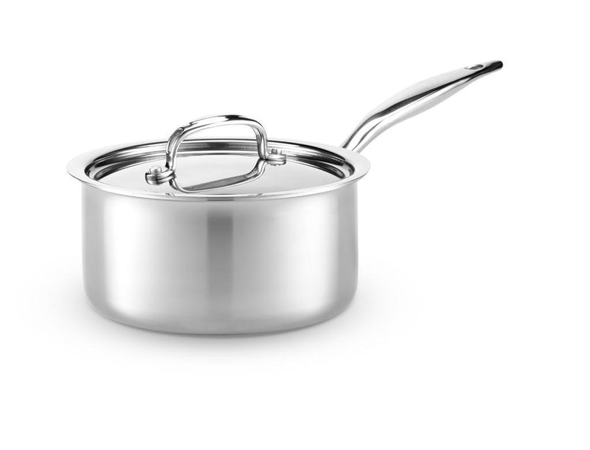 Heritage Steel 3 Qt Saucepan with Lid