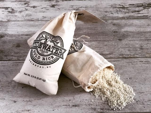 Carolina Gold Rice (2 lb bag)