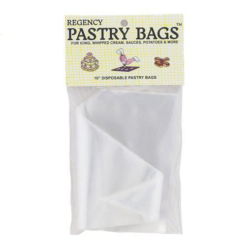 Pastry Bags 10 inch (Disposable)