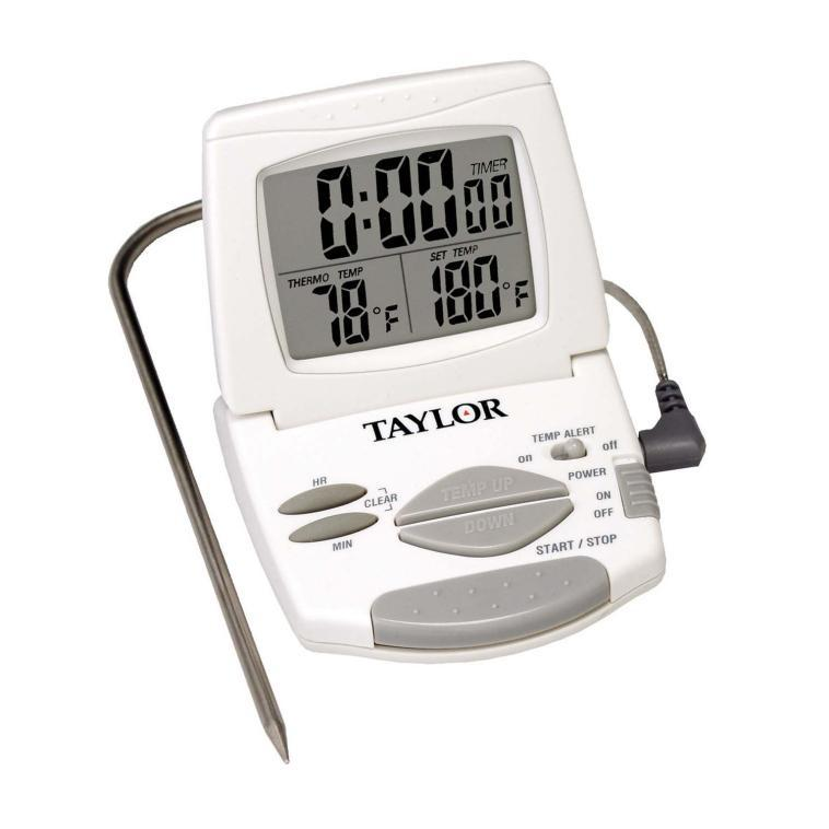 Taylor Digital Probe Thermometer