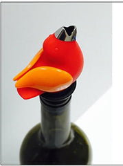 Chirpy Top Wine Pour Red/Orange