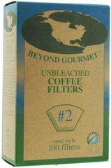 Beyond Gourmet Unbleached Coffee Filters #2