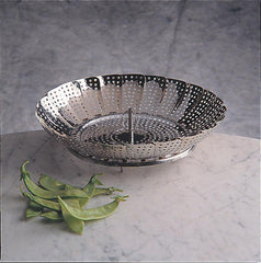 "Endurance 9"" Vegetable Steamer - Stainless Steel"
