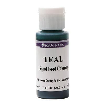 LorAnn Liquid Food Color - Teal