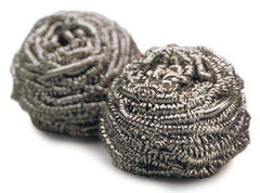 Stainless Steel Scrubbies