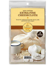 Mrs Anderson's XFine Cheesecloth - 3 yards