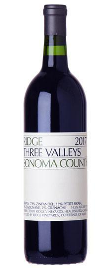 Ridge Three Valleys Blend