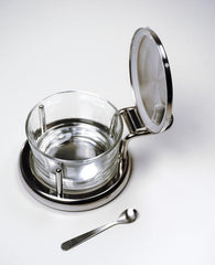 Endurance Salt Server w/Spoon - Stainless Steel