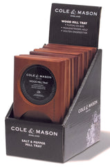 Cole & Mason Salt & Pepper Mill Tray