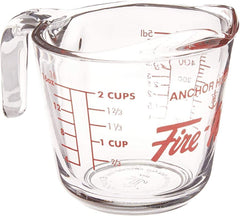 Anchor Hocking Fire King Measuring Cup (2 Cup)