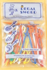 Par-T Swords (Pack of 35)