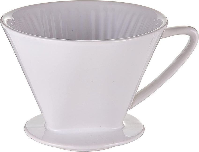 Cilio Porcelain #4 Coffee Filter Holder (Pour Over)