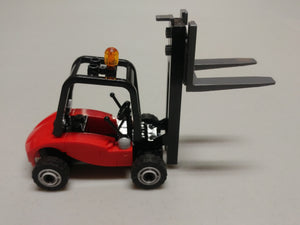 TPS Workshop - Single replacement forklift