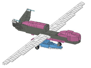 RQ-4 Global Hawk Kit V3.0 - Limited Edition Pink