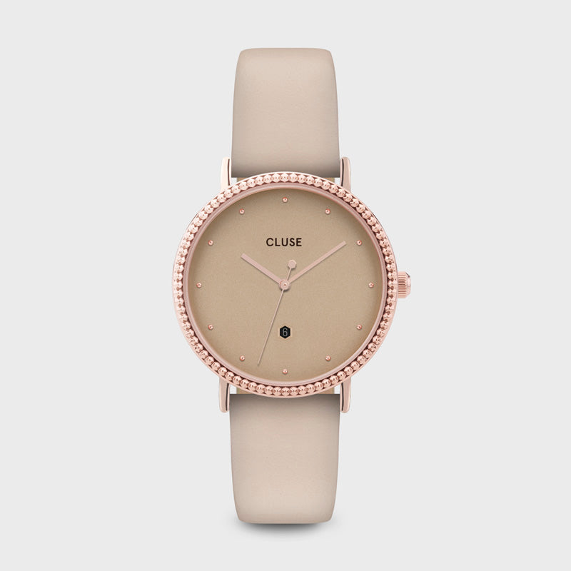 CLUSE Le Couronnement Rose Gold/Gold Dust CL6006 - Montre