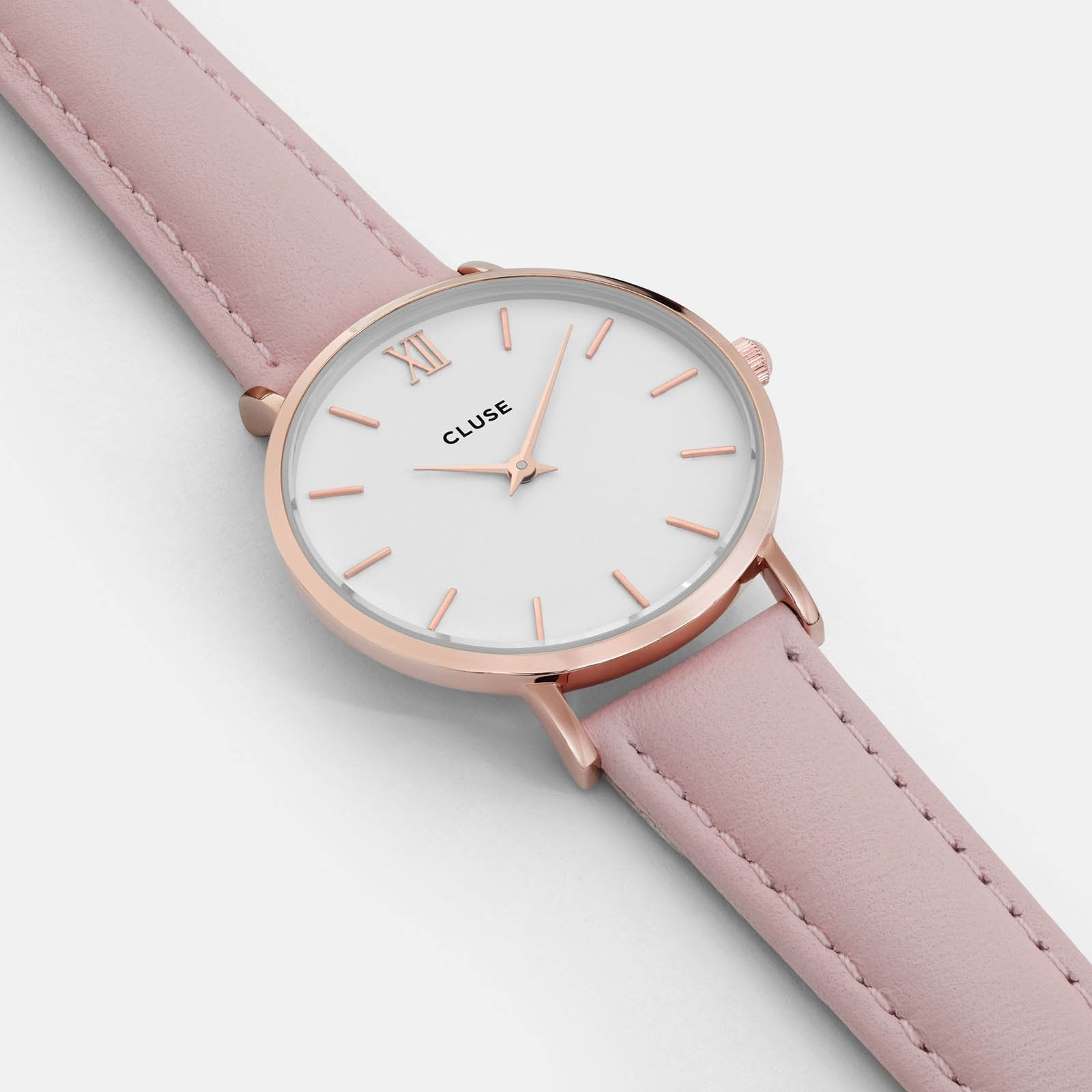 Minuit Rose Cl30001 Gold Boutique Whitepink Officielle Cluse lc3FTK1J